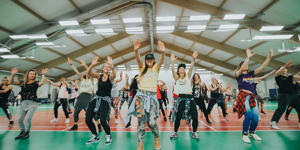 Tychy, Szkolenie Mash It Up Fitness Dancehall dla Instruktorow