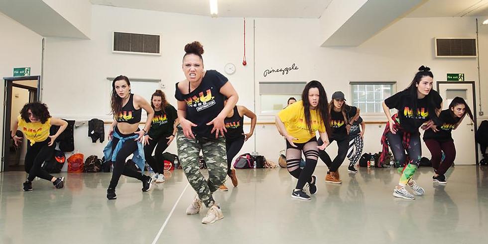 London Mash It Up Dancehall Instructor Training