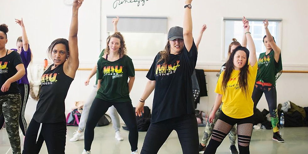 Dancehall Workshop and Mash It Up Masterclass