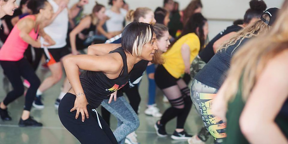 2h MIU Dancehall Masterclass With Laverne, Laura and Em!
