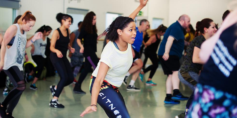 Leeds, Mash It Up Dancehall Instructor Training