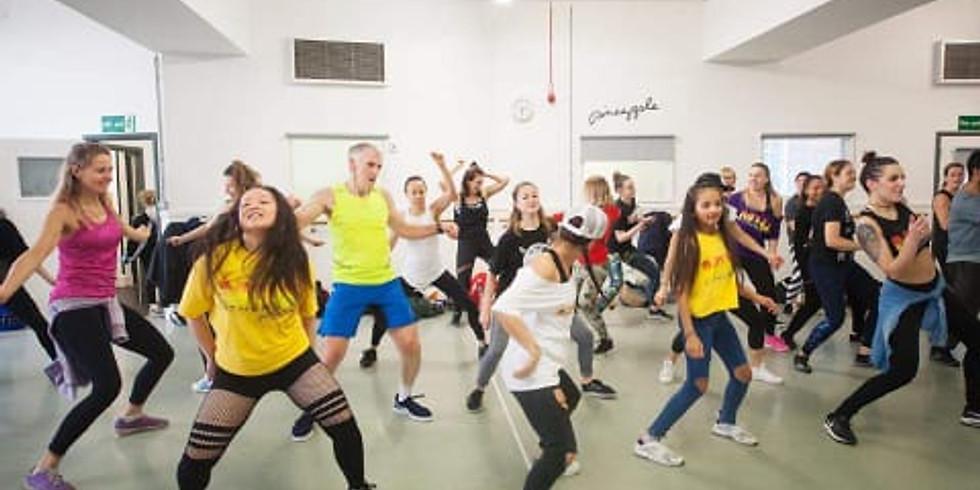 Milton Keynes, Mash It Up Dancehall Instructor Training