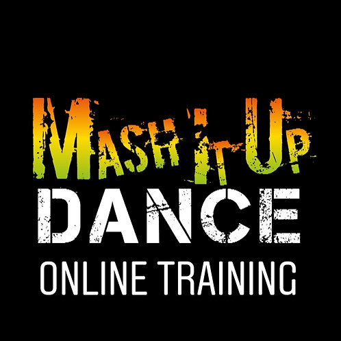 Mash It Up Dance Online Instructor Training