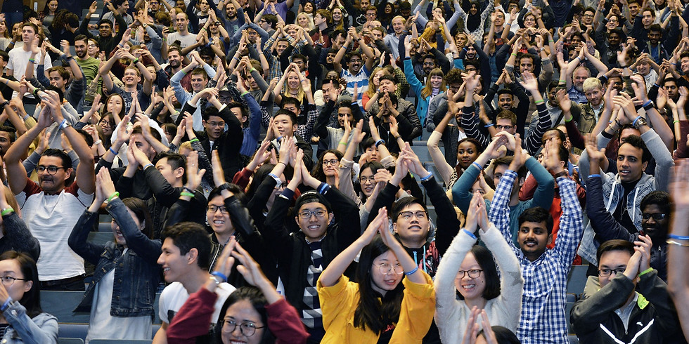 Welcome Week for International Students
