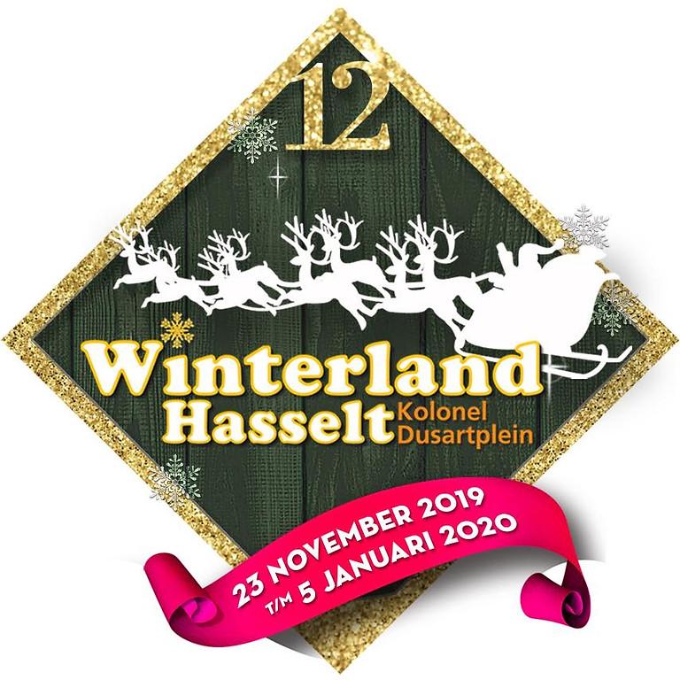 Winterland Hasselt