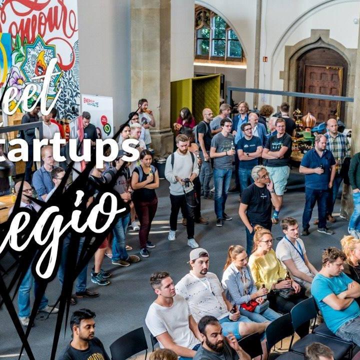 Meet the Startups – Euregio