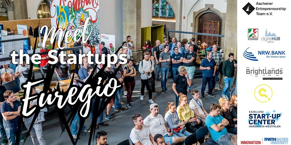 Meet the Startups – Euregio