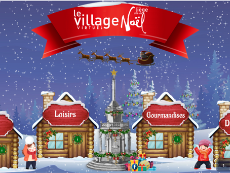Liège Cité de Noël goes virtual