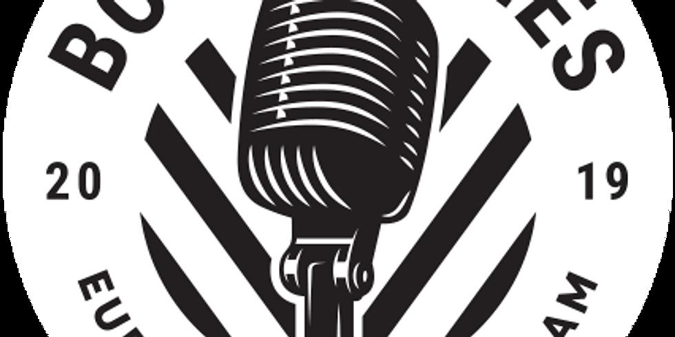 Borderlines: Euregion Poetry Slam Finale