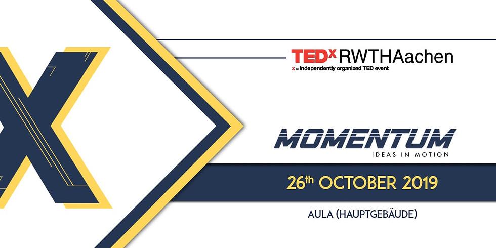 TEDx Aachen – Momentum