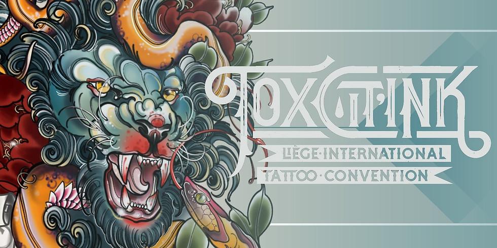 TOX CIT'INK Liège Tattoo Convention