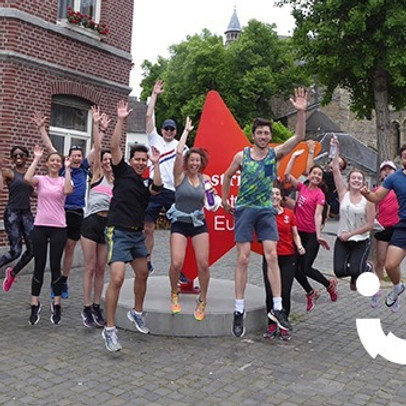 Let's Catch Up - Running tour of Maastricht