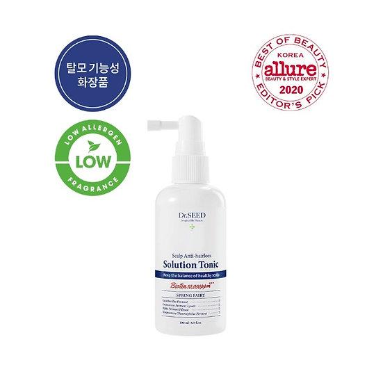Dr.SEED 防脫髮頭皮精華液 Scalp Anti-hairloss Solution Tonic