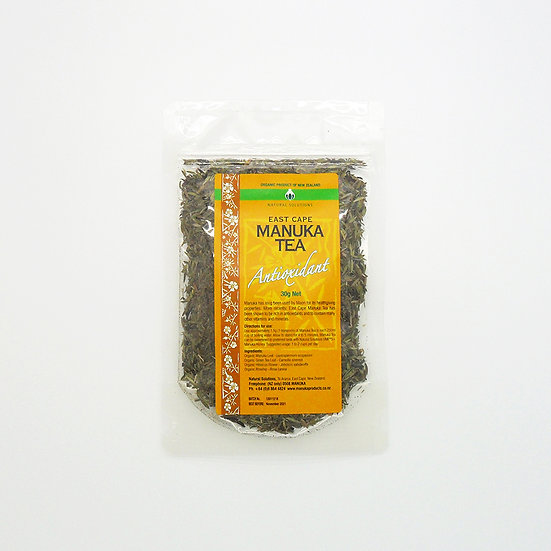 紐西蘭麥蘆卡抗氧化茶 Natural Solutions East Cape Manuka Antioxidant Tea