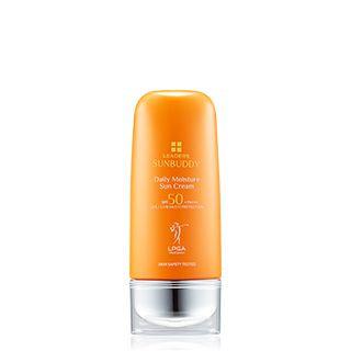 LEADERS 陽光防護日常保濕防曬霜 SUNBUDDY Daily Moisture Sun Cream