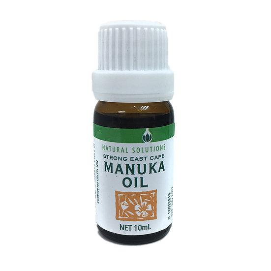 紐西蘭25%麥蘆卡樹油 25% Strong East Cape East Cape Manuka Oil