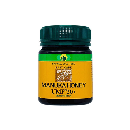 Natural Solutions - 紐西蘭麥蘆卡活性UMF20+蜂蜜 250g/500g