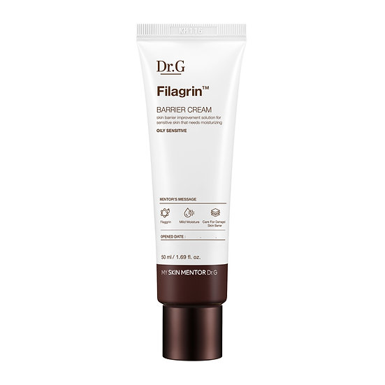 Dr.G 抗敏修護喚膚霜|油性肌 Filagrin™ Barrier Cream for oily sensitive