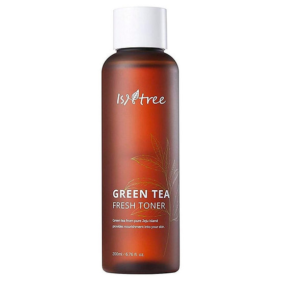 ISNTREE 綠茶清新控油爽膚水 Green Tea Fresh Toner