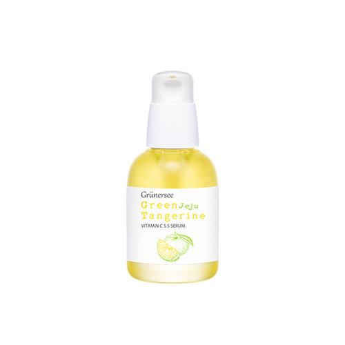 Grunersee 濟州青檸維他命C修護精華 Green Jeju Tangerine Vitamin C 5.5 Serum
