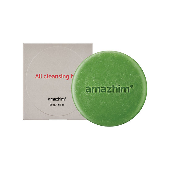 Amazhim 男性專用多功能香皂 All Cleansing Bar