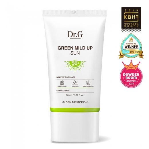 Dr.G 礦物高效防曬乳 Dr.G Green Mild Up Sun SPF50+ PA++++