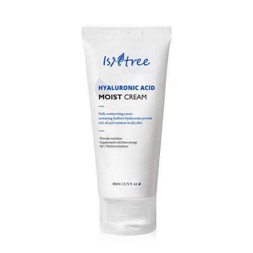 ISNTREE 透明質酸保濕面霜 Hyaluronic Acid moist Cream 80ml