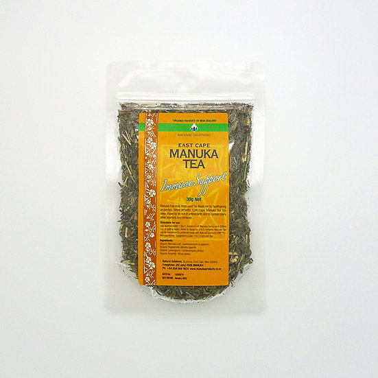 紐西蘭麥蘆卡增強抵抗力茶 Natural Solutions Manuka Immune Support Tea