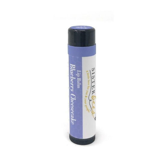 Sister Bees - 薄荷全天然蜂蠟潤唇膏 Peppermint All Natural Beeswax Lip Balm
