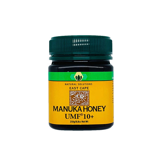 Natural Solutions - 紐西蘭麥蘆卡活性UMF10+蜂蜜 250g/500g