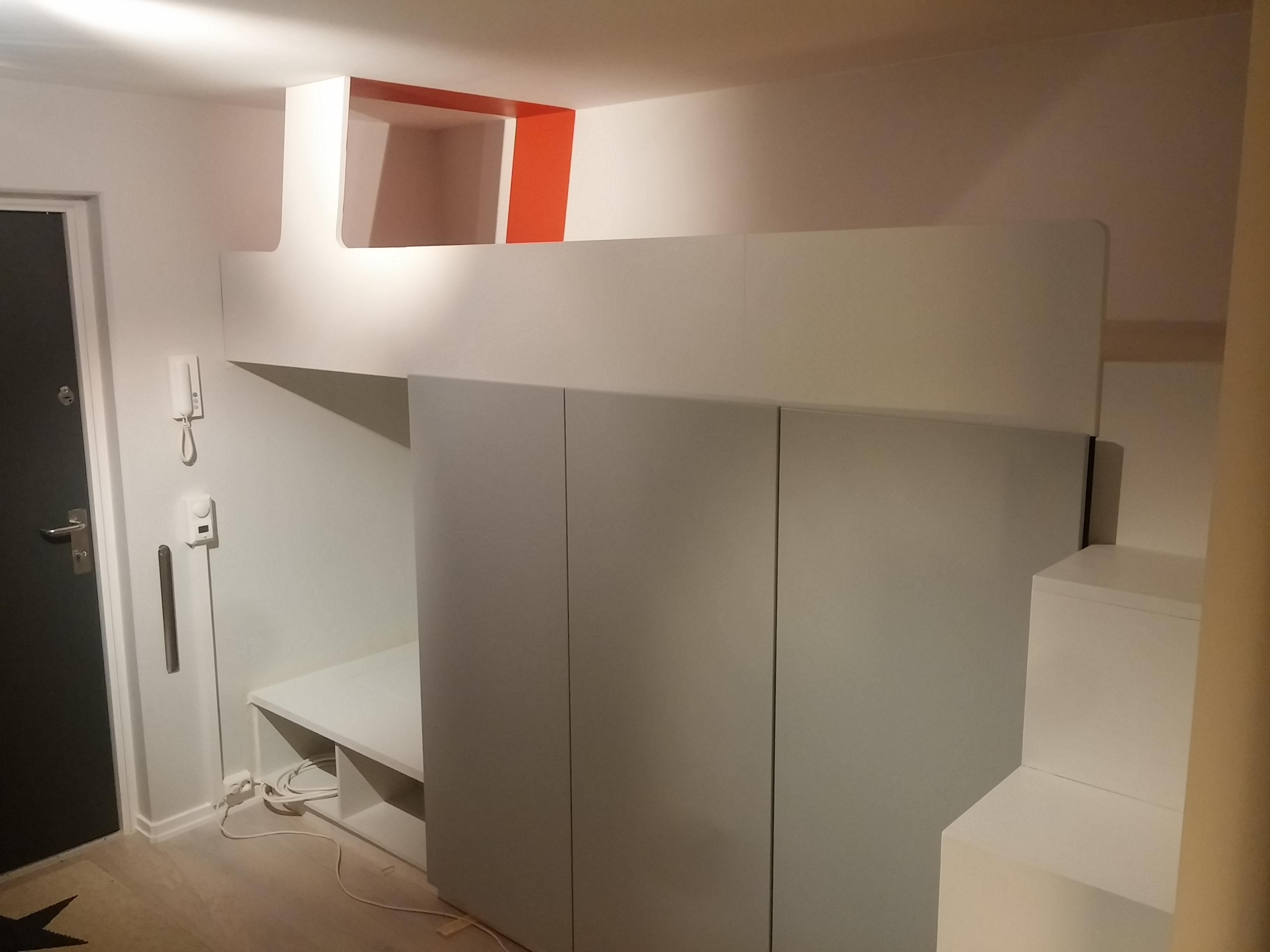 Hems og garderobe, Oslo