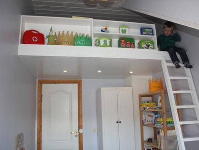 La deg inspirere av rommene til to kule gutter!