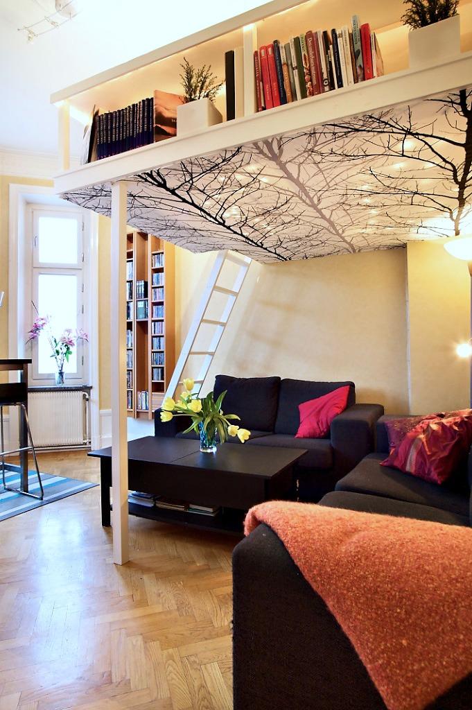 Hems i leilighet, Oslo