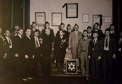 Star Post 309 Meeting 1932