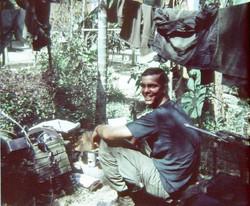 Norm Campbell Vietnam 101st Airborne