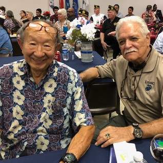 Two Homicide Bulldogs, Joe Wong and Bob Perry