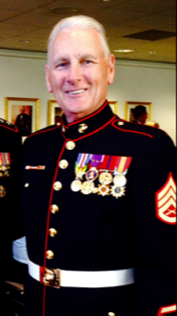 Bill Hutton USMC