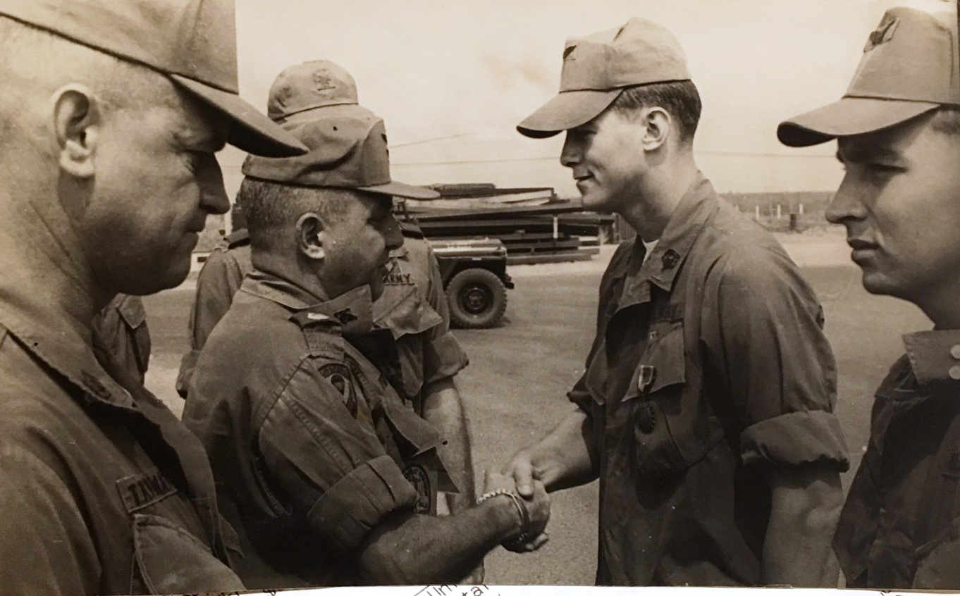 Greg Young, Vung Tau Vietnam 1968