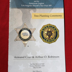 73rd Annual Tree Planting Ceremony