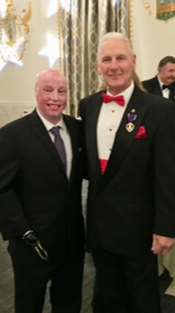 Bill Hutton & Army Ranger Mike Shlitz