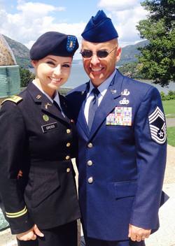 Jessica and Steve Gross