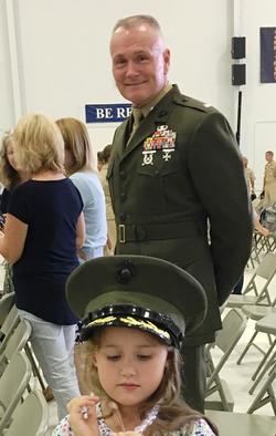 Jack Ewell, Lt. Col. USMC