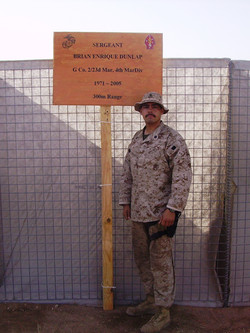Juan Santiago Habbaniyah Iraq 2006