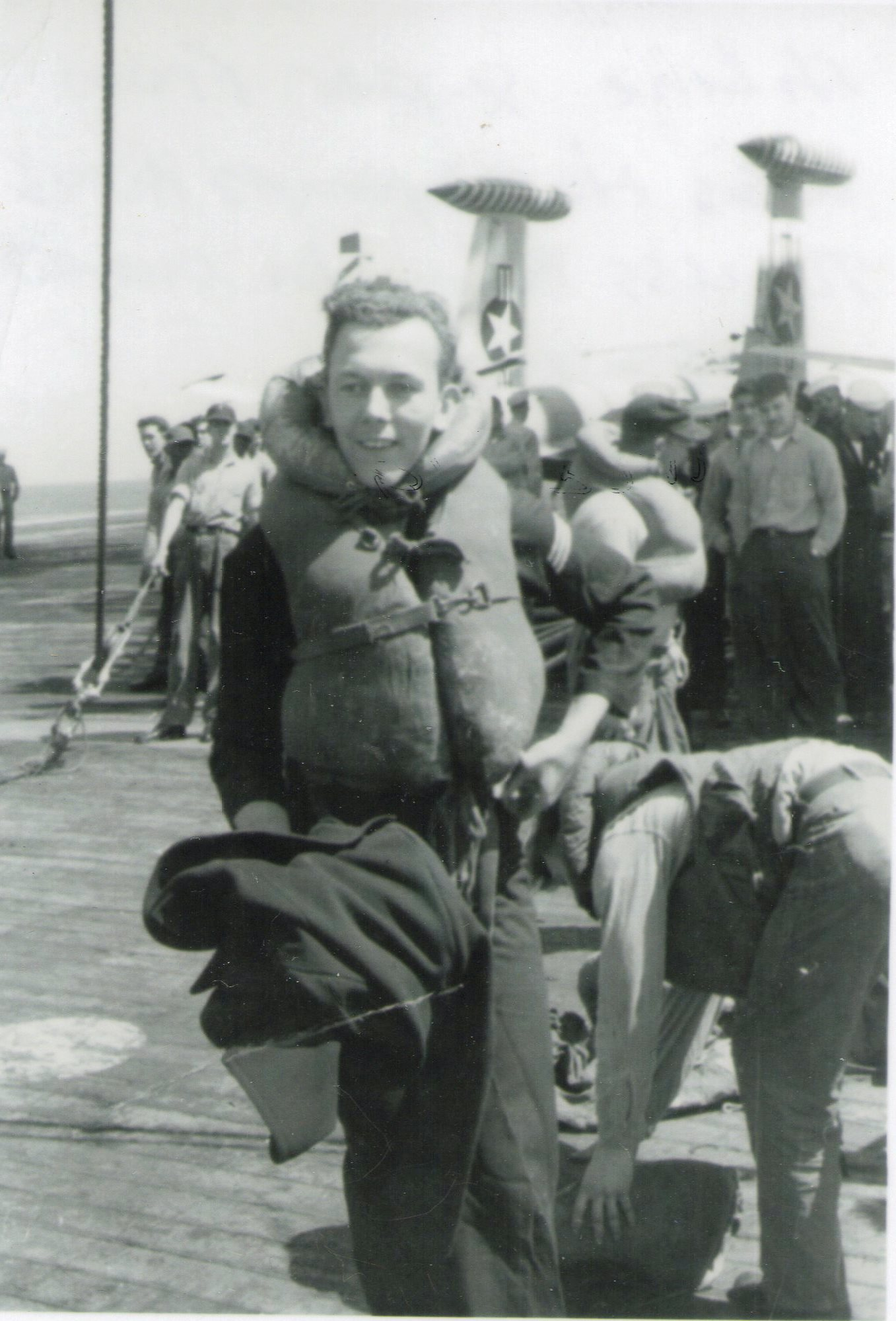 Ron Nybakken 1957