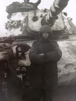 Bob Wachsmuth, Germany Winter 1964