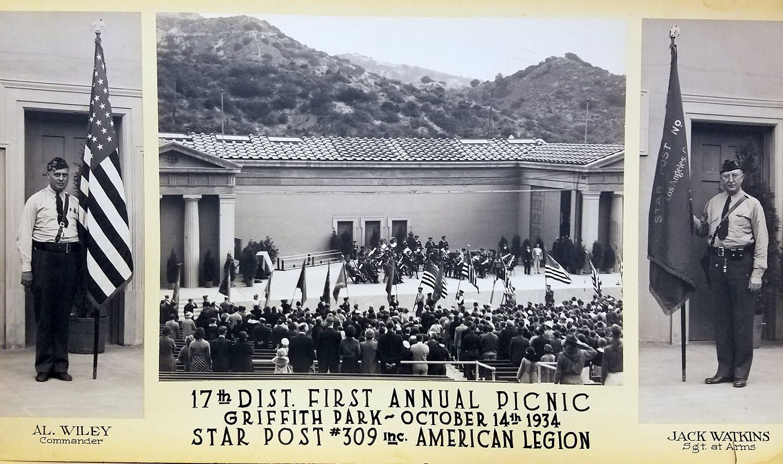 17th District Picnic 1934