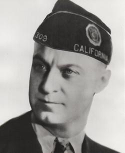 Legionnaire Frank DeWar