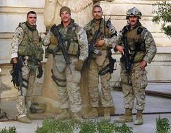 Juan Santiago Mosul Iraq 2005