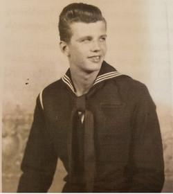WWII Veteran Walter Allsop