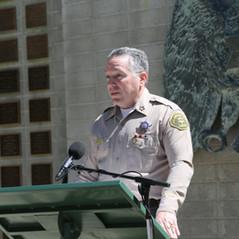 Sheriff Alex Villanueva